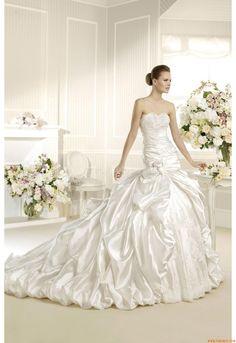 Vestidos de noiva La Sposa Sagunto 2013