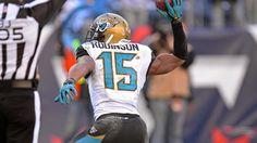 Jaguars WR Allen Robinson named first alternate to 2016 Pro Bowl.