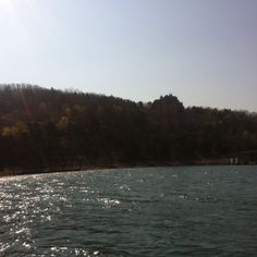 Table Rock Lake near Branson