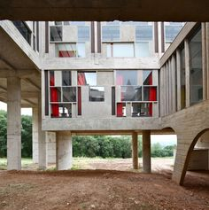 A&EB 03. Le Corbusier > La Tourette, Eveux | HIC Arquitectura