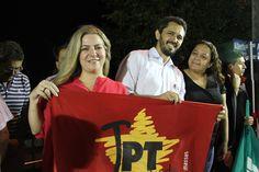 A Juventude mostra seu apoio a Elmano em todas as caminhadas. #Elmano13doPT