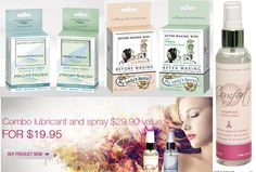 Our products are launched in the United States for the first time by Prophresh, Inc. Our completely unique formulas and gentle botanicals fare the basis for the first feminine waxing and laser wipes introduced in the US. @ prophresh.com/index.php/prophresh-spray.html