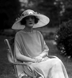 Mrs. Rosamund Lancaster Warburton was the second wife (married 1927) of Consuelo Vanderbilt's brother William K., Jr., (II). She was previously married (10 Dec 1919) to Barclay Harding Warburton II, an heir (grandson) to the John Wanamaker fortune. They had one son Barclay Harding Warburton III.