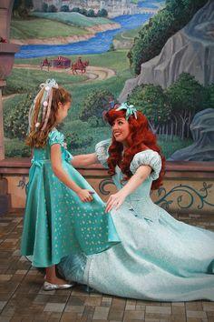 Ariel & Mini Me