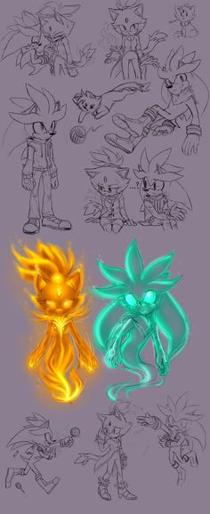 Silvaze sketch by Vampirenok on DeviantArt