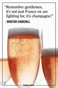 Whether it's a celebration or just simply brunch, we can never honorably say no to a glass of champagne. Here are 10 legendary quotes about our favorite bubbly beverage. Champagne Quotes, Best Champagne, Champagne Party, Glass Of Champagne, Sparkling Wine, Great Gatsby Party, The Great Gatsby, Roaring Twenties Party, Gold Party