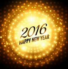 happy new year 2016 glowing greeting Happy New Year Vector, Happy New Year 2016, New Years 2016, New Years Eve, Casino Night Party, Casino Theme Parties, Party Themes, Night Parties, Party Ideas