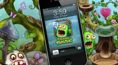 Feed your monsters and they'll sing for you and more with My Singing Monsters!