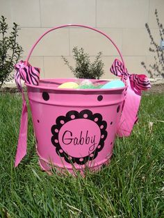 Cute Easter Basket!