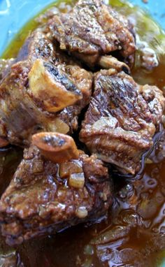 Crock Pot Short Ribs Shake flour and ribs in bag brown each side for 3 min