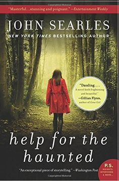 """i loved this book and already am planning to backtrack and read author john searles' first two novels.  i find it difficult at times to search out story lines that deliver well-written, innovative tales. """"help for the haunted"""" more than makes the cut. ."""