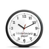 Zegar cofający czas - to jednak możliwe!  #zegar #design #dom
