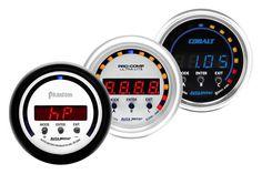 Auto Meter® - D-PIC™ Gauges