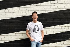 High Tees - Directory - The Make It Collective. When you wear a High Tees, you are not wearing any old t-shirt. You are wearing an Ode to your HERO. You are wearing your ICON, your  IDOL. #handmade #australianhandmade #handmadegifts #handmadefashion