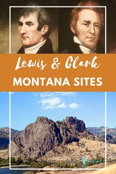The Lewis and Clark Expedition (Corps of Discovery) spent more time in Montana than any other state. You can visit Montana Lewis and Clark sites today, including Lewis and Clark Caverns, the Great Falls of the Missouri, and Pompey's Pillar. See an actual Travel With Kids, Family Travel, Big Family, Great Falls Montana, Lewis And Clark Trail, Midwest Vacations, Visit Montana, Family Adventure, Adventure Travel