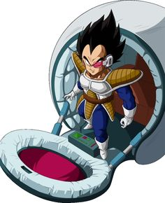 Vegeta (Saiyan Saga) render 2 [Bucchigiri Match] by on DeviantArt Vegeta Saiyan, Goku And Vegeta, Son Goku, Dragon Ball Z, Saga, Azteca Tattoo, Bandai Namco Entertainment, Dbz Characters, Comic Pictures