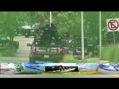NOTICIAS MEXICO.  16 RECLUSOS MUERTOS EN MOTIN DE CARCEL