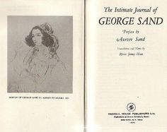 The Intimate Journal of George Sand