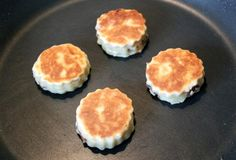 Welsh Cake Recipe ~ Love the savory variations!