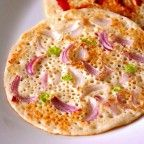 Instant Oats and Urad dal Dosa- soft, spongy Indian breakfast recipe, made healthy with oats and lentils. Healthy Breakfast Recipes, Easy Healthy Recipes, Baby Food Recipes, Healthy Snacks, Vegetarian Recipes, Easy Meals, Cooking Recipes, Breakfast Ideas, Eat Breakfast