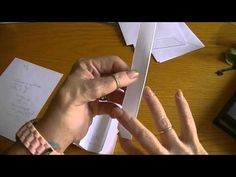 ▶ Stack the Deck - Mini Album Tutorial 10-25-13 - YouTube
