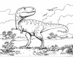 http://timykids.com/dinosaur-coloring-pages-free-printable.html