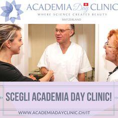 Academia Day Clinic 📍 Chiasso 📍  Scegli Academia Day Clinic! 🤔🤔  1. I nostri professionisti hanno competenze e preparazione scientifica riconosciuta internazionalmente e dispongono di équipe di prim'ordine.  http://www.academiadayclinic.ch/it/pagina/perche-scegliere-academia-day-clinic =========== #academiadayclinic #clinic #dayclinic #academia #chiasso #firstrate #doctors #modern #modernissima #care #treatment #efficienza #effective #efficace #sicurezza #safe #trattamenti #misura…