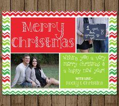 LSU Christmas Card, Customized Photo Christmas Card, Purple and ...