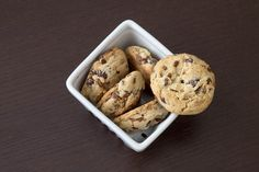 Blue Ribbon Triple Chocolate Chip Cookies