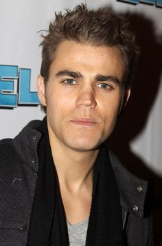 handsome actors | Handsome American actor Paul Wesley picture (73)__I am a hot guy, or a ...