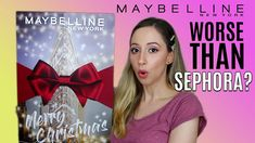 Maybelline Advent Calendar 2020 - (What A Disaster!) | Vasilikis Beauty ... Best Beauty Advent Calendar, Beauty Tips, Beauty Hacks, Advent Calendars, Calendar 2020, Makeup Tutorials, Maybelline, Sephora, Swatch