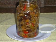 Receita de conserva de berinjela, delícia que abaixa colesterol e ajuda a emagrecer | Lá na Roça