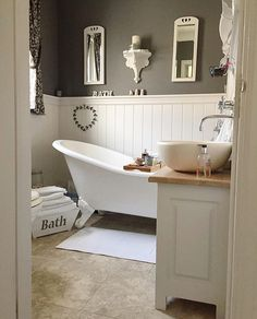 Country style bathroom ideas country style bathrooms french country bathroom designs home decor french bathroom french . Ensuite Bathrooms, Basement Bathroom, Bathroom Interior, Modern Bathroom, 1950s Bathroom, Bathroom Bath, Cottage Bathrooms, Small Bathrooms, Simple Bathroom