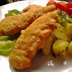 Receptek a Mindmegette. Meat Recipes, Chicken Recipes, Hungarian Recipes, Hungarian Food, Poultry, Bacon, Dessert Recipes, Food And Drink, Meals