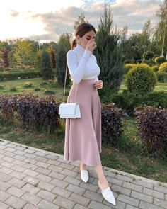 Cute Modest Outfits, Cute Casual Outfits, Chic Outfits, Pretty Outfits, Fashion Outfits, Muslim Fashion, Modest Fashion, Fancy Dress Design, Dress Indian Style