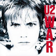 """Album """"War"""" - U2 - 1983"""