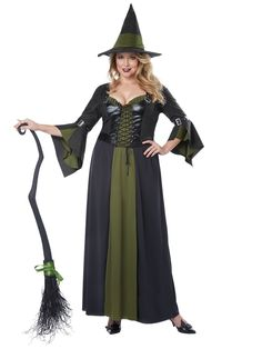 Adult Classic Witch