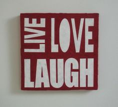 #makehandbuy - pannello decorativo in cartapesta da cm. 30x30 - LIVE LOVE LAUGH - Fukumaneki.it - Cartapesta, pannelli, oggetti, complementi, arredo, bomboniere, animali, simboli, design, arredamento - made in italy www.facebook.com/...