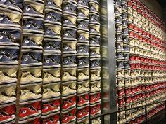 Converse, New York