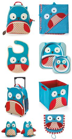 Okay, who's buying this for me?  I don't need the baby stuff, but I think I need the backpack. :)