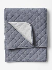 Chambray blanket Product Image