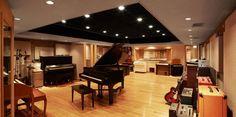 The live room at Strange Weather studios, Brooklyn, NY - via SonicScoop.com