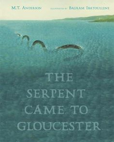 In a small Massachusetts fishing village in August of 1817, dozens of citizens claimed to have seen an enormous sea serpent swimming off the coast. Terrified at first, the people of Gloucester eventually became quite accustomed to their new neighbor. Adventure seekers came from miles around to study the serpent and aggressively hunt it down, but the creature eluded capture. The Gloucester sea serpent was then, and remains now, a complete mystery.  HC 9780763620387 / Gr 1-5