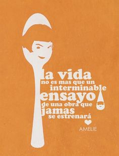 Amelie Poulain  via tumblr.com