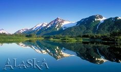Who wouldn't want to go to Alaska? Gorgeous scenery, wonderful wildlife and a lifestyle like no other!