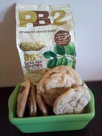 PB2 Hugs cookies. We love PB2!