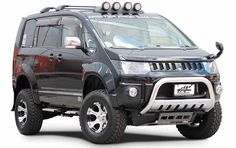 Mitsubishi DELICA D5 ... I would love to have this.