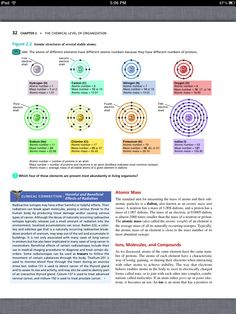 Principles of Anatomy and Physiology, Chapter 2, The Chemical Level of Organization, 4, book pg32