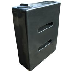 Water Tank Black 400 Litre V3