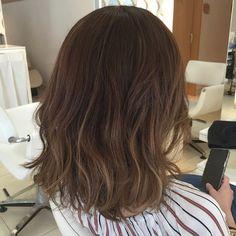 3Dカラー!外国人風グラベージュ♪(´ε` ) #Agnos青山#表参道#青山#hair#nail#totalbeauty#l4l#3Dcolor#highlight#lowlight#ハイライト#ローライト#グラデーション#gradation#ベージュ#beige#doublecolor#ダブルカラー#外国人風#おフェロ女子#エフォートレス#抜け感#こなれ感